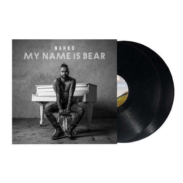 My Name Is Bear Vinyl