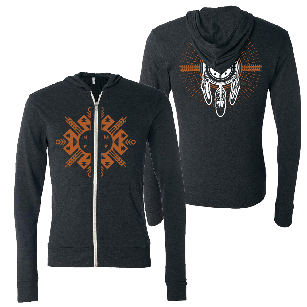 Nahko and Medicine for the People - Pendant Zip Hoodie