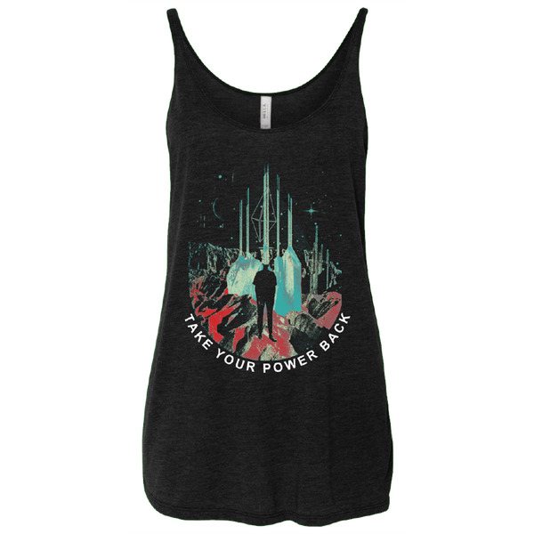 Crystal Head Ladies Tank