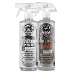 Chemical Guys Convertible Top Cleaner and Convertible Top Protectant Kit
