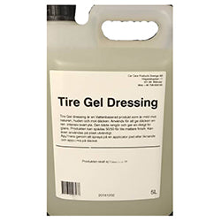 Tire Gel Dressing 5 L