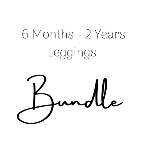 6 Month - 2 Year Legging Bundle