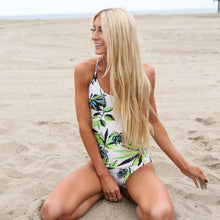 Savvy Printed One Piece