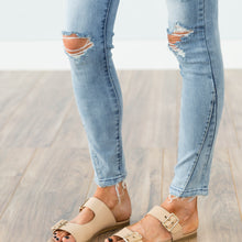 Nikki Light Wash Denim