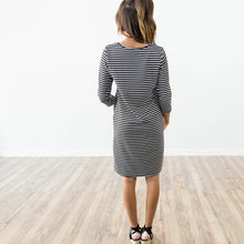 Emely Stripe Dress