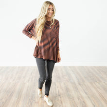 Vivian Stripe Top
