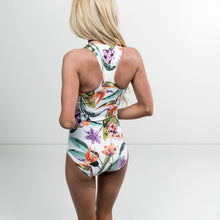 Honeysuckle Printed One Piece