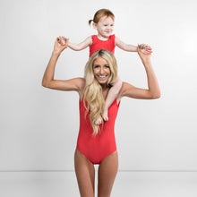 Anderson Red One Piece