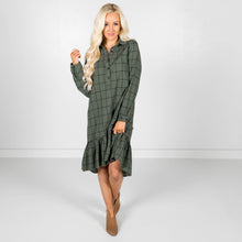 Arlo Plaid Dress