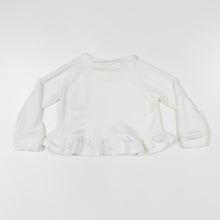 Paxtyn Ruffle Sweater