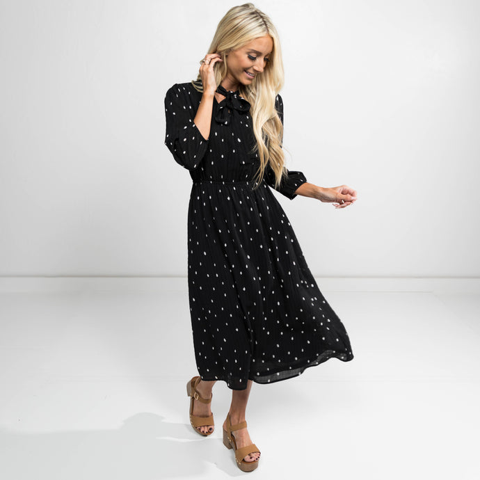 Lula Polkadot Dress