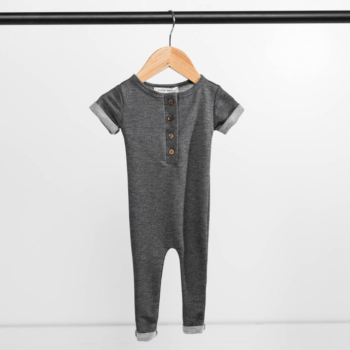 Sutton Jumper in Charcoal