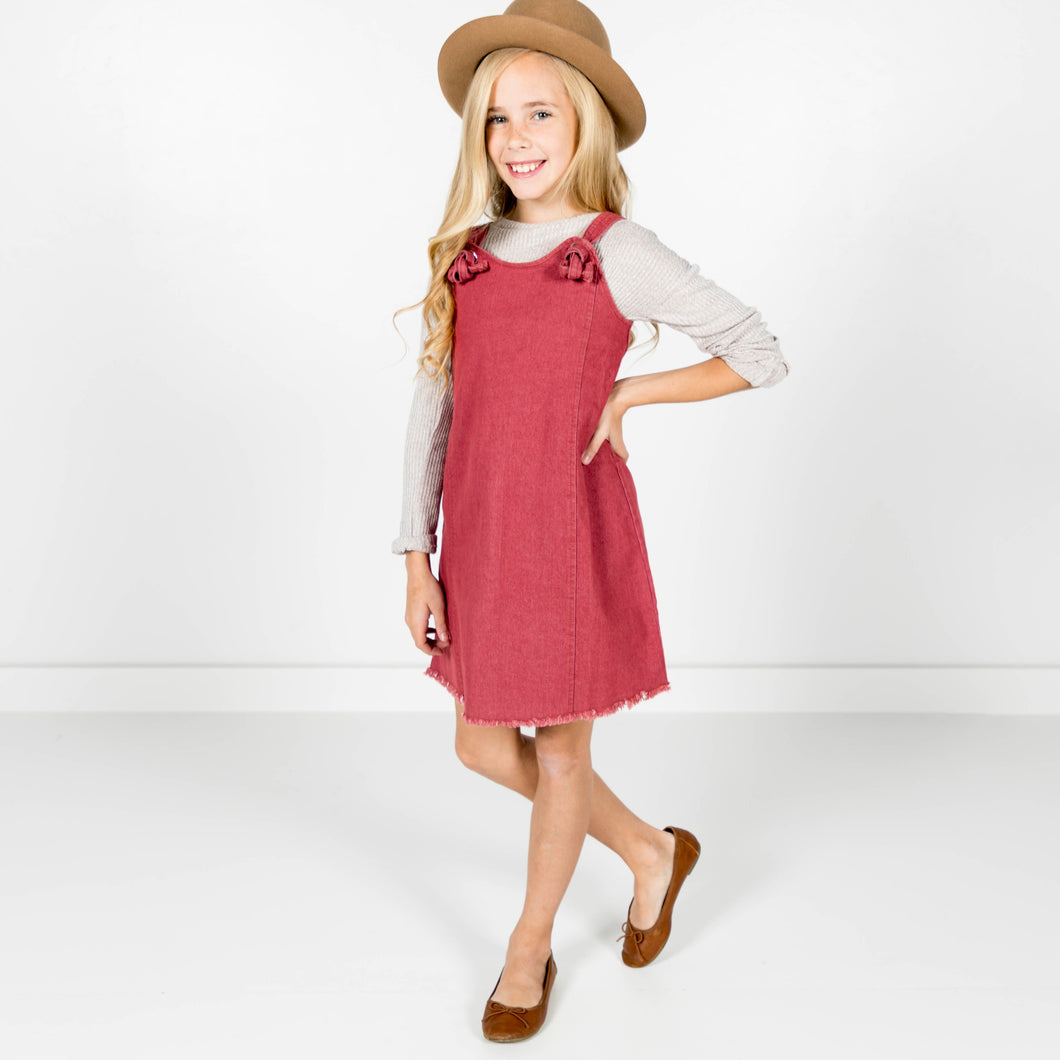 Izzy Overall Dress