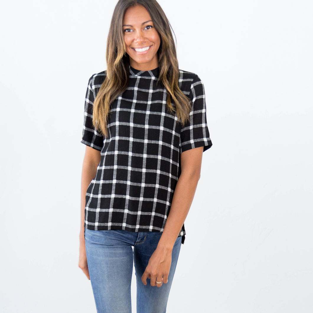 Finn Check Top