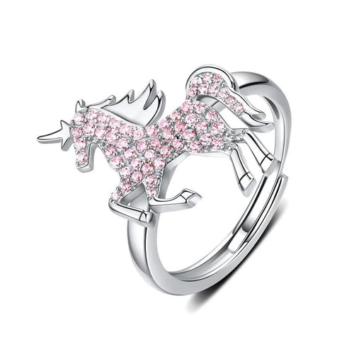 Unicorn ring - best unicorn gifts - gifts for unicorn lovers- unicorn jewelry - unicorn jewellery - unicorn shop