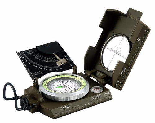 Multifunctional Eyeskey Survival Military Compass