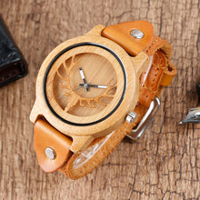 Moose Head Wood Watch for Men