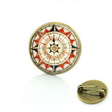 Vintage Nautical Themed Badges