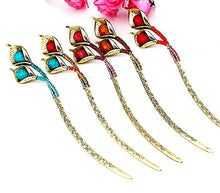 Elegant Vintage Rhinestone Hair Stick Unique Gifts for Women