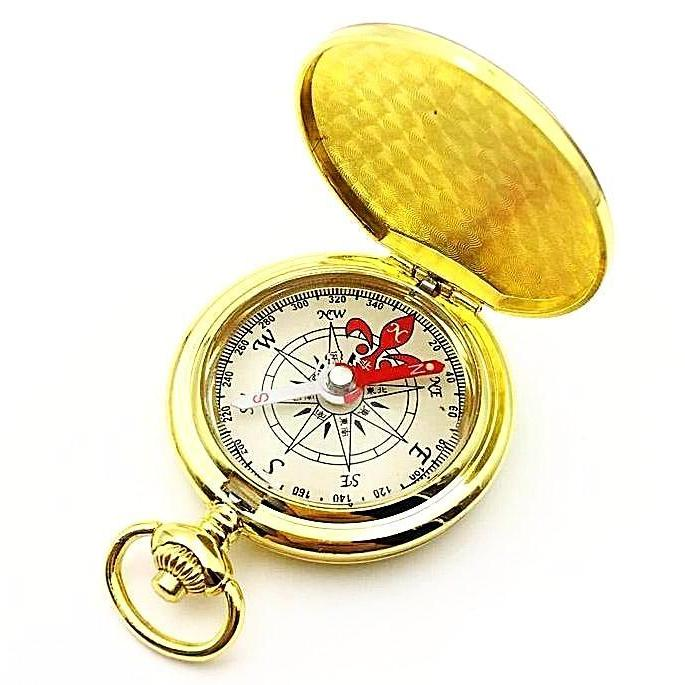 Boundless Voyage Multi-functional Compass Gifts for Travelers Gifts for Men Gifts for Grandpa