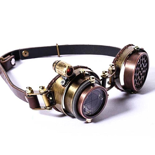 High Grade Multi-layer Lens Steampunk Sunglasses