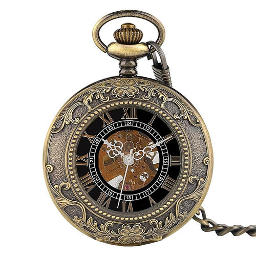 Elegant Vintage Pocket Watch Necklace Unique Watches