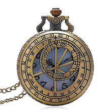 Vintage Zodiac Constellation Pocket Fob Watch