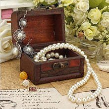 Unique Wooden Vintage Jewelry Box Unique Gifts for Grandma