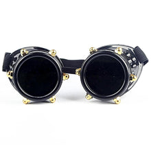 Vintage Steampunk Goggles for Men