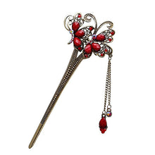 Vintage Crystal Hair Sticks Unique Gifts for Women