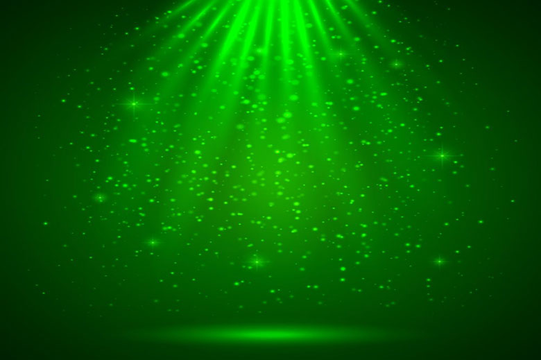 How Green LED Light Therapy Works