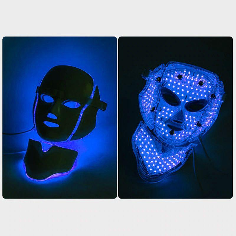 The Benefits of Blue LED Light Therapy