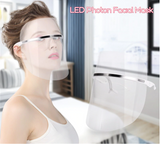 Clear 3 LED Face Mask - Starter Model