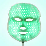 White/Gold 3 LED Face Mask – Ultra Model
