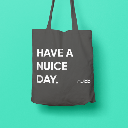 Have a Nuice Day Tote