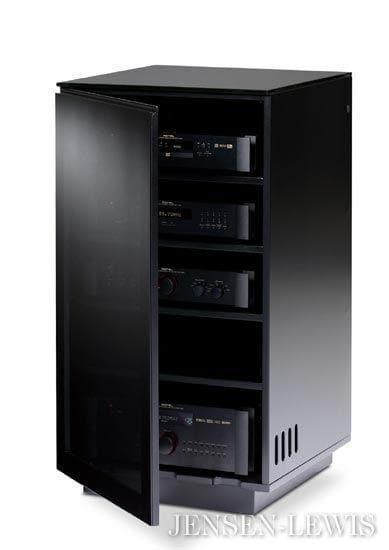 BDI Mirage Audio Cabinet