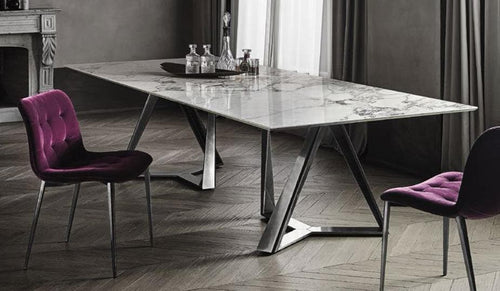 Bontempi Bontempi Millennium XXL Dining Table - Bontempi