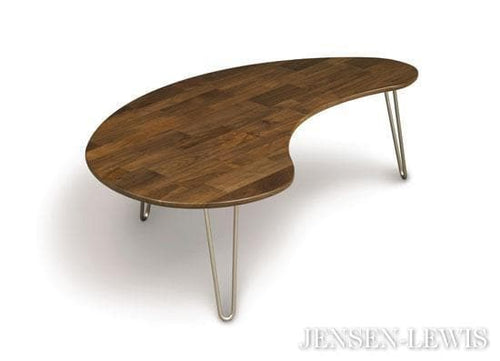 Copeland Essentials Kidney Shaped Coffee Table - Copeland