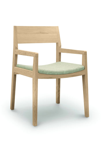 Copeland Copeland Iso Dining Arm Chair - Copeland