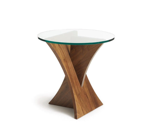 Copeland Copeland Planes Round End Table - Copeland