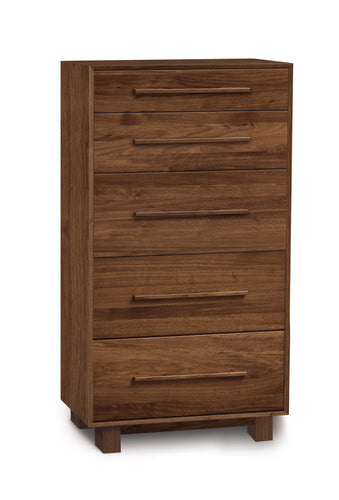 Copeland Copeland Sloane 5 Drawer Narrow Chest - Copeland