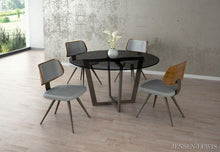 Elite Modern Aimee Swivel Dining Chair