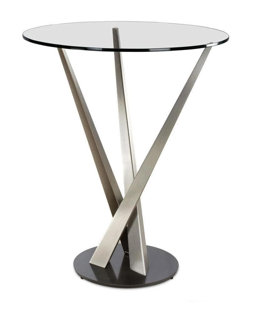 Elite Modern Crystal Pub Table