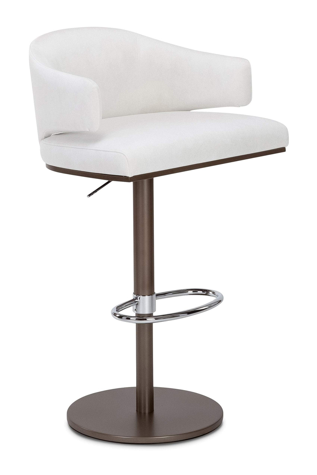 Elite Modern Elite Modern Elliot Adjustable Bar Stool