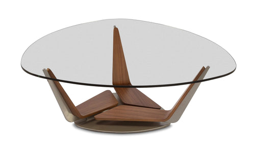 Elite Modern Elite Modern Triplex Coffee Table - Elite Modern