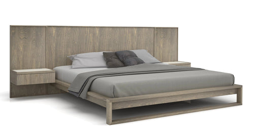 Huppe Huppe Wellington Platform Bed w/ Nightstands - Huppe