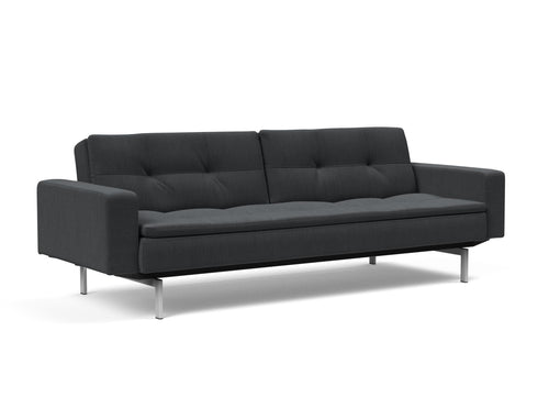Innovation Innovation Dublexo Stainless Steel Sofa Bed With Arms - Innovation