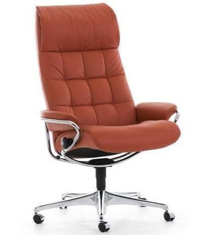 Stressless Stressless London High Back Stressless Office Recliner - Stressless