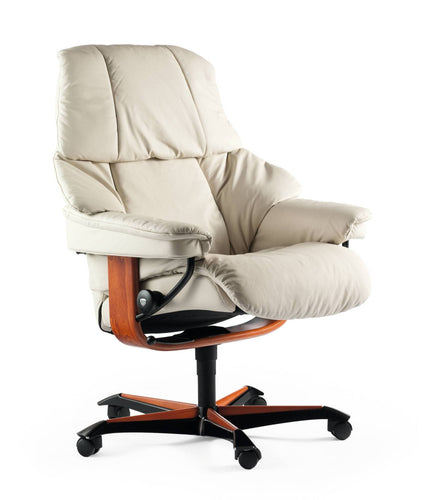 Stressless Stressless Reno Stressless Office Recliner - Stressless
