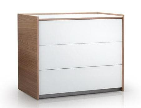 Trica Trica Kubik 3 Drawer Chest - Trica
